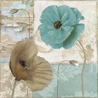 Beach Poppies IV Fine Art Print