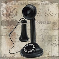 Call Waiting I Fine Art Print