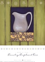 Country Cupboard One Fine Art Print