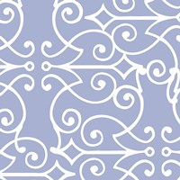 Kasbah Blue I by Color Bakery - various sizes