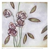 Fleur de Joie III Fine Art Print