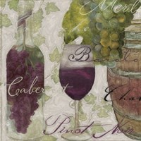 Wine Cellar I by Color Bakery - various sizes