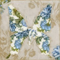 Winged Tapestry I by Color Bakery - various sizes - $34.99