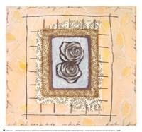 "Fleur de Joie V by Maria Eva - 13"" x 12"" - $16.99"