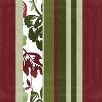 Woodlands Christmas IV Framed Print