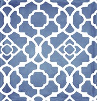 Moroccan Blues III by Color Bakery - various sizes