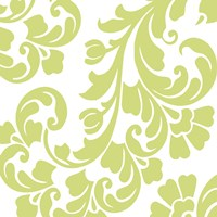 Calyx Damask by Color Bakery - various sizes, FulcrumGallery.com brand