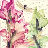 Dragonfly Morning II by Color Bakery - various sizes - $41.49
