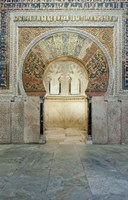 Catedral Mosque of Cordoba, Interior, Cordoba, Andalucia, Spain Fine Art Print