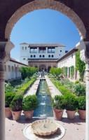 Palacio del Generalife, Alhambra, Granada, Andalucia, Spain by Rob Tilley - various sizes