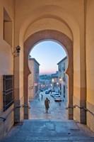 Gate to Zocodover Square (Plaza Zocodover), Toledo, Spain by Rob Tilley - various sizes - $36.99
