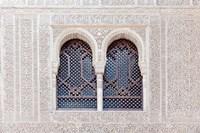 Nasrid Palace, Alhambra, Granada, Andalucia, Spain Fine Art Print