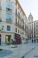 Historic District, Malaga, Spain by Rob Tilley - various sizes, FulcrumGallery.com brand