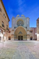 Tarragona Cathedral, Catalonia, Spain Fine Art Print