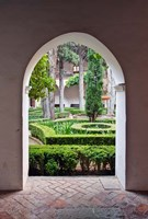 Nasrid Palace, Alhambra, Granada, Andalucia, Spain by Rob Tilley - various sizes