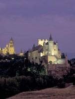 Alcazar, Segovia, Spain Fine Art Print