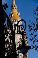 Historic Architecture, Barcelona, Spain Fine Art Print