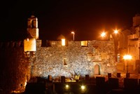 Fortress by Night, Tenerife, Canary Islands, Spain by Russell Young - various sizes