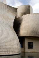 Spain, Bilbao, Guggenheim Museum by Cindy Miller Hopkins - various sizes, FulcrumGallery.com brand