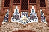 Tiles of Santa Maria Magdalena, Novelda, Spain by Kymri Wilt - various sizes - $40.99