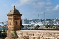 City ramparts, Palma de Mallorca, Majorca, Balearic Islands, Spain by Nico Tondini - various sizes