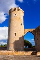 Bellver Castle, Palma de Mallorca, Majorca, Balearic Islands, Spain by Nico Tondini - various sizes