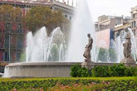 Placa de Catalunya, Barcelona, Spain by Nico Tondini - various sizes