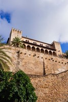 Royal Palace of La Almudaina, Palma, Majorca, Balearic Islands, Spain by Nico Tondini - various sizes