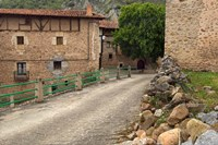 Small rural village, La Rioja Region, Spain by Janis Miglavs - various sizes - $41.49