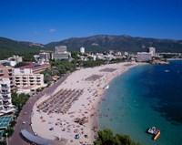 Palma Nova Beach, Majorca, Balearics, Spain by Paul Thompson - various sizes