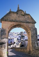 Entry to Ronda's Jewish Quarter, Andalucia, Spain by John & Lisa Merrill - various sizes