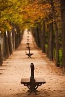Parque del Buen Retiro, Madrid, Spain by Walter Bibikow - various sizes - $43.49