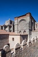 Las Murallas, Avila, Spain by Walter Bibikow - various sizes