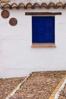 Spain, Castile-La Manch, Campo de Criptana, House by Walter Bibikow - various sizes