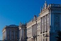 Palacio Real, Madrid, Spain by Walter Bibikow - various sizes