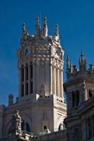 Spain Madrid Palacio De Communicaciones