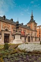 Plaza de la Villa, Madrid, Spain by Walter Bibikow - various sizes