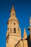 Cathedral of Santa Maria de la Redonda, Logrono, Spain by Walter Bibikow - various sizes