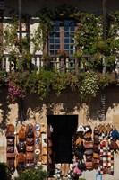 Spain, Santillana del Mar, Medieval Town Buildings by Walter Bibikow - various sizes