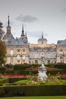 Royal Palace of King Philip V, San Ildefonso, Spain by Walter Bibikow - various sizes