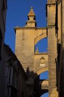 Archway in Arcos De la Frontera, Arcos De la Fontera, Andalusia, Spain Fine Art Print