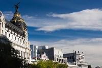 Spain Madrid Centro Area Metropolitan Building