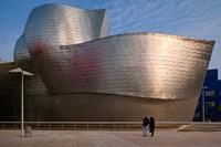 The Guggenheim Museum, Bilbao, Spain by Walter Bibikow - various sizes