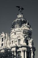 Spain, Madrid, Centro Area, Metropolitan Building by Walter Bibikow - various sizes - $45.49