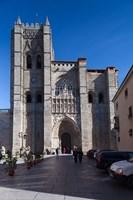 Avila Cathedral, Avila, Spain by Walter Bibikow - various sizes