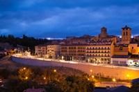 Spain, Castilla y Leon, Plaza de Artilleria by Walter Bibikow - various sizes