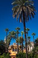 The Alcazar Gardens, Seville, Spain by Walter Bibikow - various sizes