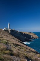 Cabo Mayor Lighthouse, Santander, Spain by Walter Bibikow - various sizes