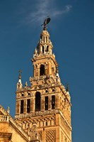 Cathedral And Giralda Tower Seville Spain