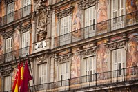 Plaza Mayor, Madrid, Spain by Walter Bibikow - various sizes - $45.99